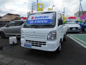 スズキ キャリイトラック KCエアコンパワステ 3型 パートタイム4WD 3AT