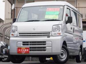スズキ エブリイ PA 2型 MTモード付5速AGS 両席エアバッグ&ABS
