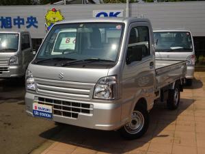 スズキ キャリイトラック KC農繁 3型 4WD デフロック アッパーメンバーガード