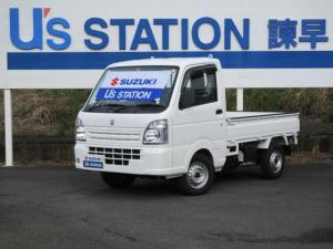 スズキ キャリイトラック KCエアコンパワステ 4型 4WD 5MT車