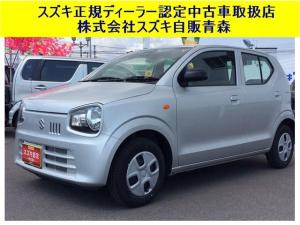 スズキ アルト L  4WD CVT シートヒーター 新車保証継続