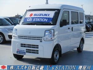スズキ エブリイ PC 2型  試乗車アップ 5AGS(2速発進車)