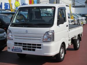 スズキ キャリイトラック KC エアコン・パワステ 4WD 5MT