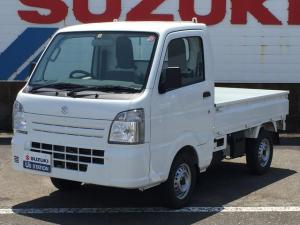 スズキ キャリイトラック KCエアコンパワステ 5MT/4WD/認定中古車