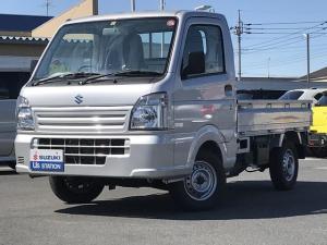 スズキ キャリイトラック KCエアコンパワステ 3型 5MT 4WD 禁煙車 ラジオ