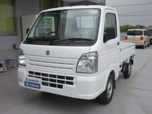 スズキ キャリイトラック KCエアコンパワステ4型 4WD