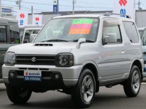 スズキ ジムニー XC 10型  4WD CDプレーヤー