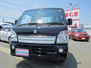 スズキ キャリイトラック KX 3型 スズキセーフティーサポート装備