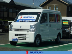 スズキ エブリイ PAリミテッド 3型 2WD 4AT