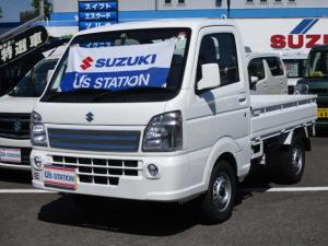 スズキ キャリイトラック KX 3型 5速マニュアルミッション車、パートタイム4WD