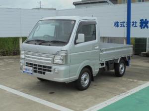スズキ キャリイトラック KX 3型 4WD MT