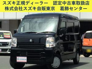 スズキ エブリイ JOIN 2型 AMFMラジオ付CDプレーヤー/電動Dミラー