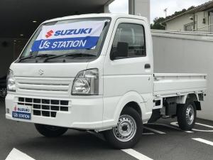 スズキ キャリイトラック KCエアコンパワステ 3型 5速マニュアル 4WD ラジオ