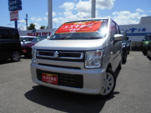 スズキ ワゴンR HYBRID FX 前方ブレ-キサポ-ト