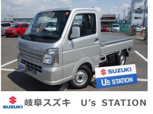 スズキ キャリイトラック KCスペシャル 4型 4WD AT DCBS 新車保証継承