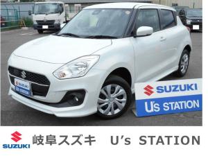 スズキ スイフト XRリミテッド フルタイム4WD DSBS 新車保証継承