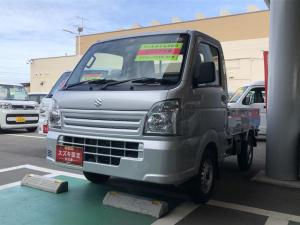 スズキ キャリイトラック KCエアコンパワステ 4WD 4型