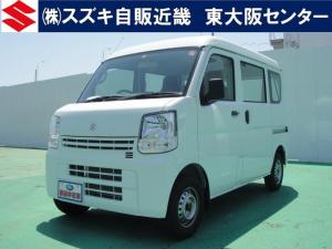 スズキ エブリイ PA 2型 新車保証継承付き ワンオーナー車 4AT