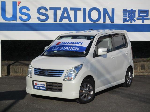ワゴンR リミテッド 4AT車 ディーラー保証1年付き♪ 車検整備付き♪ 走行102,000キロ