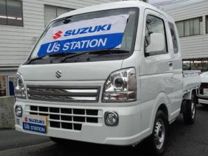 スズキ キャリイトラック スーパーキャリイ X   パートタイム4WD 3AT