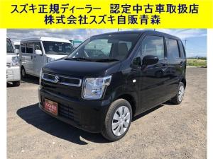 スズキ ワゴンR FA 4WD CVT 新車保証継承