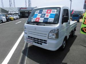 スズキ キャリイトラック KCエアコンパワステ 3型 4WD MT車