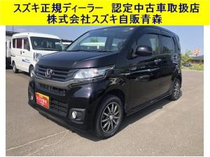 ホンダ N-WGNカスタム カスタム TV ナビ付 CVT