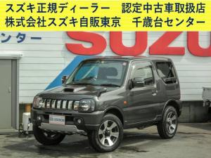 スズキ ジムニー クロスアドベンチャー XC 7型 5MT ナビ ETC