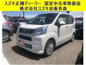 ダイハツ ムーヴ L  4WD CVT エコアイドル