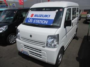 スズキ エブリイ PC 3型 4WD 5速マニュアル車