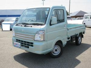 スズキ キャリイトラック KCスペシャル 3型4WD 5MT A/C P/W P/S
