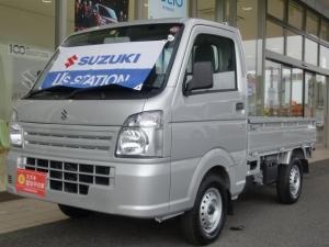 スズキ キャリイトラック KCエアコンパワステ 3型 4WD オートマチック車