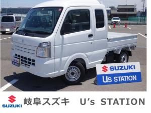 スズキ スーパーキャリイ スーパーキャリイL 4WD AT 超音波センサー 新車保証継