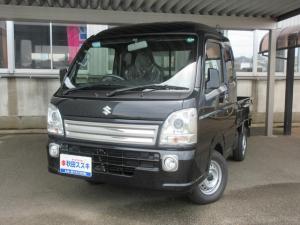 スズキ キャリイトラック スーパーキャリイ X 4WD AT HID フォグランプ