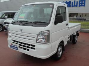 スズキ キャリイトラック KCエアコンパワステ 3型 4WD 5MT