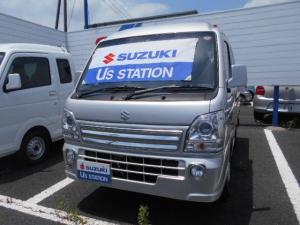 スズキ キャリイトラック スーパーキャリイ X 4WD 5速マニュアル