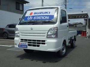 スズキ キャリイトラック KCエアコンパワステ 3型 4WD