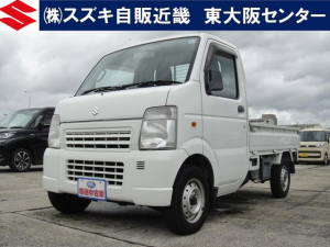 スズキ キャリイトラック KC エアコン・パワステ 地区限定 10型 5MT車