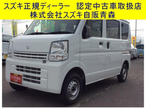 スズキ エブリイ PC 4WD 5MT 新車保証継承