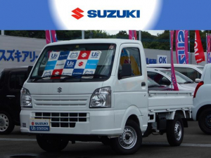 スズキ キャリイトラック KCエアコンパワステ パートタイム4WD 5速マニュアル車