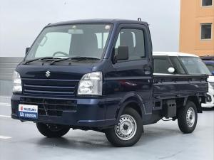 スズキ キャリイトラック KC農繁 3型 4WD 5MT デフロック ラジオ 禁煙車