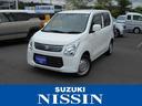 スズキ/ワゴンR FX アイドリングストップ シートヒーター 保証付販売車