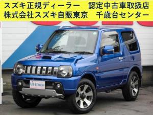 スズキ ジムニー クロスアドベンチャーXC 7型4WD CDプレーヤー ETC