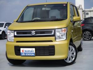 スズキ ワゴンR FA 2WD CVT 盗難警報装置 CDステレオ キーレスキー