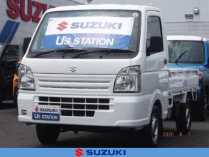 スズキ キャリイトラック KCエアコンパワステ 3型 2WD 3AT