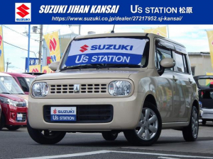 スズキ アルトラパン X HE22S 2型 車検整備付