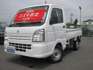 スズキ キャリイトラック KCエアコンパワステ 3型 5MT