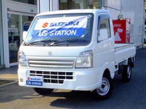 スズキ キャリイトラック KCスペシャル 3型 4WD&オートマチック