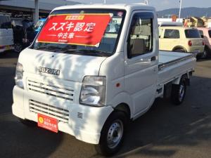 スズキ キャリイトラック KC エアコン・パワステ 8型