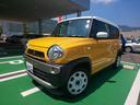 スズキ/ハスラー G 2型 レンタカー使用